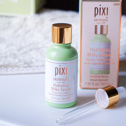 Pixi Hydrating Milky Serum Review Malaysia