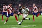 هازارد مخيب وتحسن لكورتوا واصابة فيتولو.......... ديربي ممل وبدون اهداف بين اتليتكو ومدريد وريال مدريد