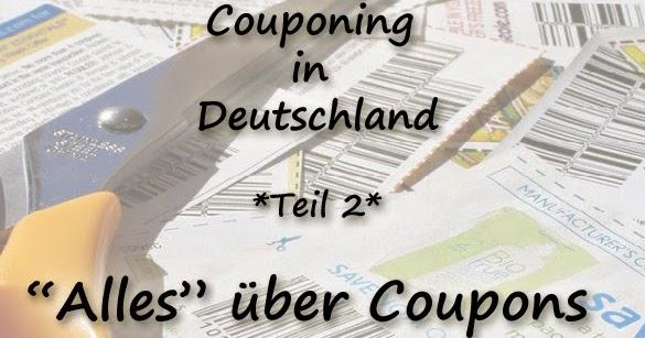 Couponing In Deutschland