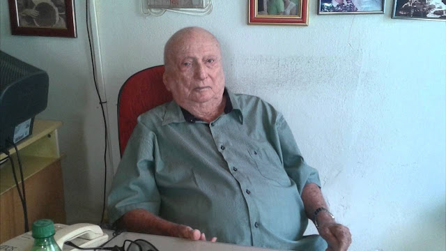 Catoleense Benedito Rodrigues de Paula morre na madrugada desta sexta aos 101 anos