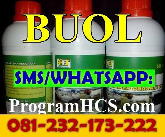 Jual SOC HCS Buol