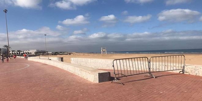 كيفاش ..حقيقة فتح شواطئ أكادير.