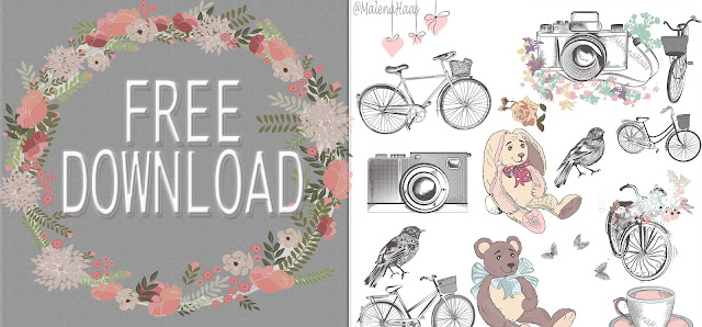 FREE Printable Stickers