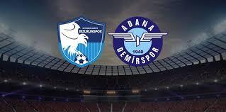 BB Erzurumspor vs Adana Demir Maçı canlı maç izle