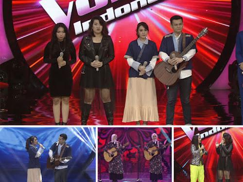 The Voice Indonesia 2019 GTV 4 Oktober 2019