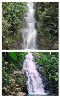 Curug pitu Banjarnegara