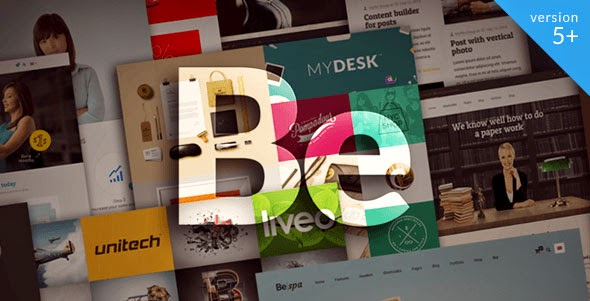 BeTheme v5.4 Responsive Multi Purpose WordPress Theme