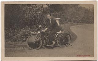 1921 Hoskison with Blackburne engine