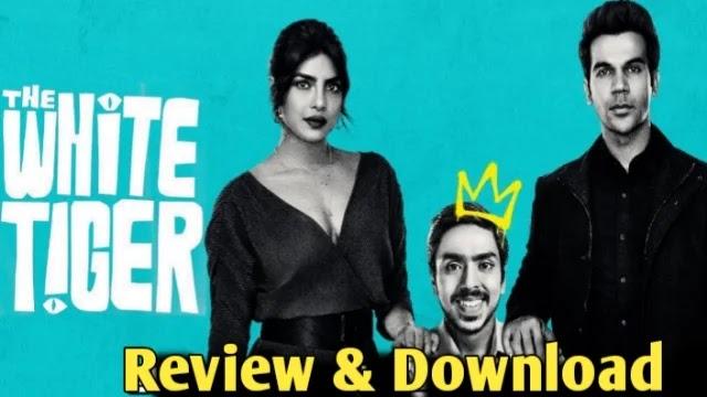The White Tiger Movie Review 2021: दा व्हाइट टाइगर मूवी डाउनलोड