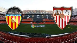 Валенсия - Севилья смотреть онлайн бесплатно 30 октября 2019 прямая трансляция в 21:00 МСК.