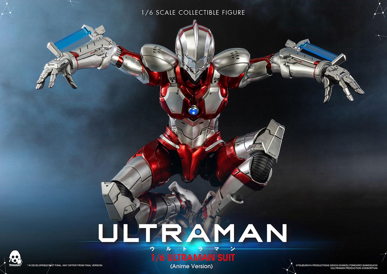 Netflix Ultraman 1/6 Collectible Figure