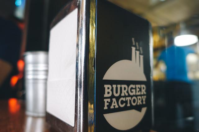 バーガー・ファクトリー(Burguer Factory)