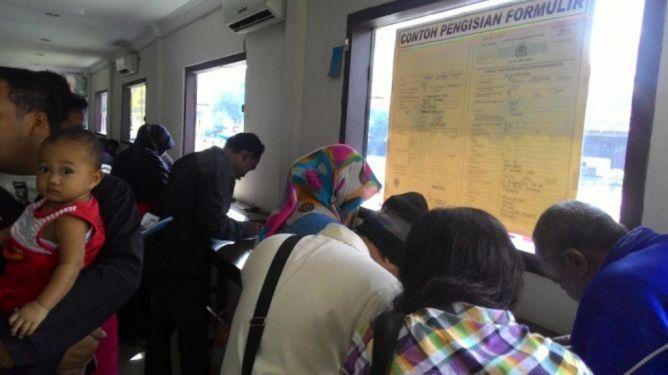 Warga Bandung Sudah Dapat Menikmati Layanan SIM Online