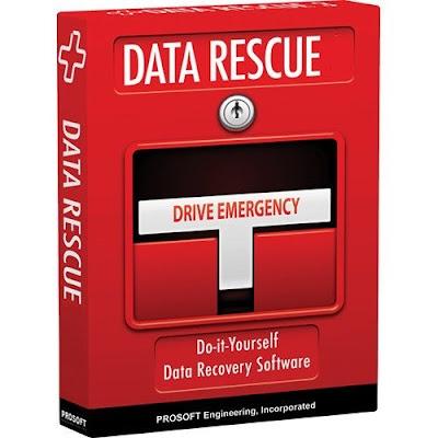 تحميل افضل برنامج لاستعادة الملفات المحذوفة Data Rescue Professional 2020