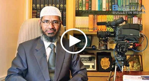Inilah VIDEO Punca Kerajaan India Memburu Dr Zakir Naik Yg Ramai TAK TAHU !!!