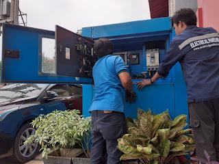 JASA SERVICE GENSET PANGGILAN TANGERANG RAYA