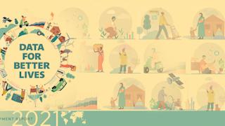 World Development Report 2021--Data for Better Lives