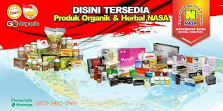 AGEN STOKIS NASA DI Ulok Kupai Bengkulu Utara - TELF 082334020868