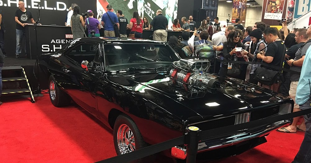 What Car Does Ghost Rider Drive
