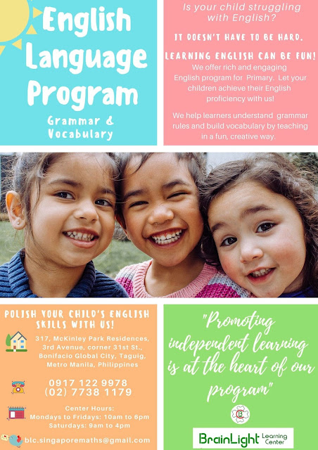English Language Program from Brainlight Learning Center