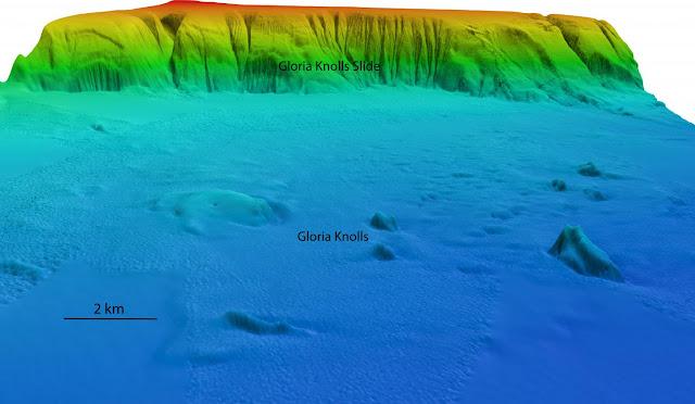 Massive ancient undersea landslide discovered off Great Barrier Reef