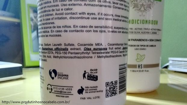 Linha Herbal Solution