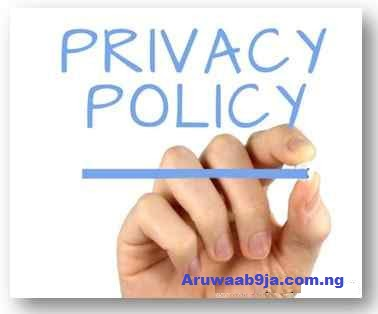 Checkout How to Generate Privacy Policy Page for your Blog.