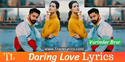 daring-love-punjabi-song-lyrics