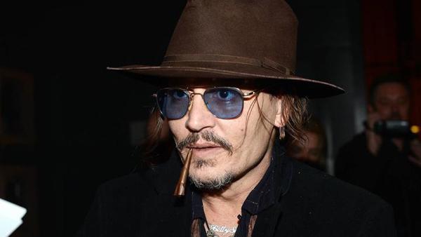 """Johnny Depp reapareció: """"Caí hasta lo más bajo que se podía"""""""