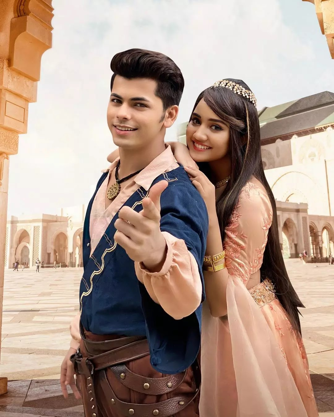 ashi singh and sidhaart nigam