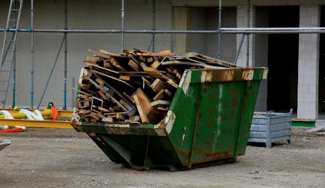 skip cost to hire rent dumpster expense