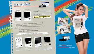 2 - Rekomendasi Tinta Laser Toner Blueprint Hitam, Hemat & Handal