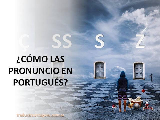fonética, portugués, s, z, ss, ç, traducciones, traductora, español