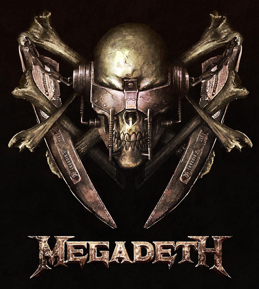Shit Anger: Megadeth