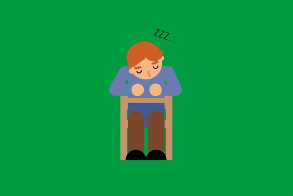Tidur, Akibat Tidur, Macam-macam tidur
