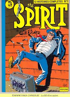 Will Eisner, The Spirit, tome 1