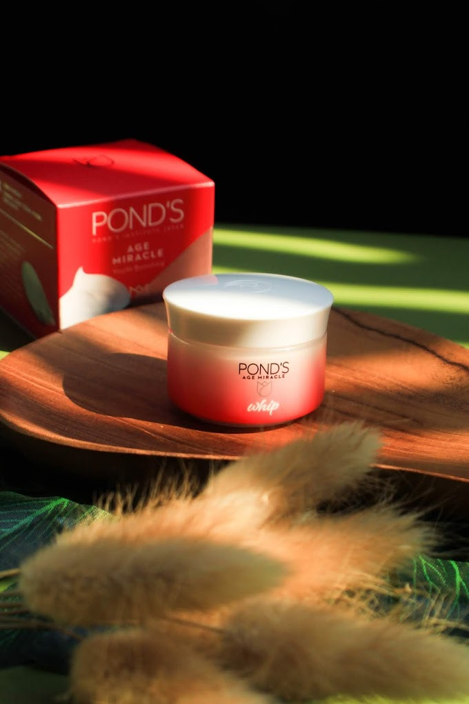 Review: Awet Muda Bersama Pond's Age Miracle Whip