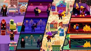 Jogo de simulação da máfia para Android Com Dinheiro Infinito