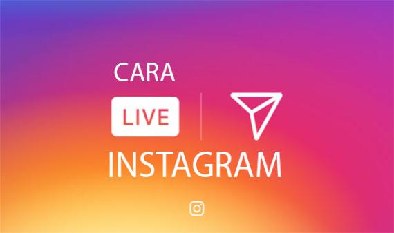 Cara Melakukan Live Instagram Story di Ponsel Android
