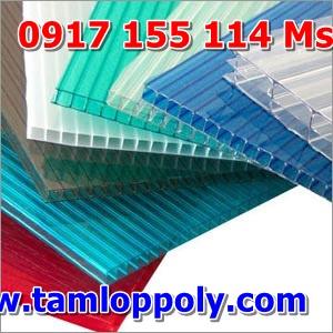 Nhà phân phối tấm lợp lấy sáng thông minh polycarbonate chính thức tại Miền Nam - Sơn Băng ảnh 35