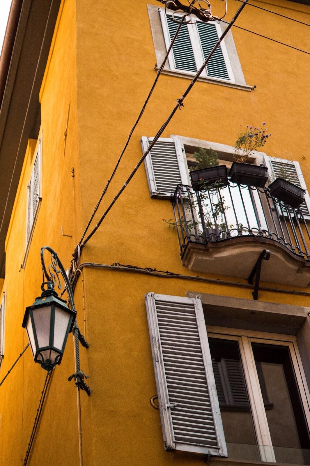 Bergame Italie visite