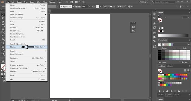 Double Exposure Effect in Adobe Illustrator