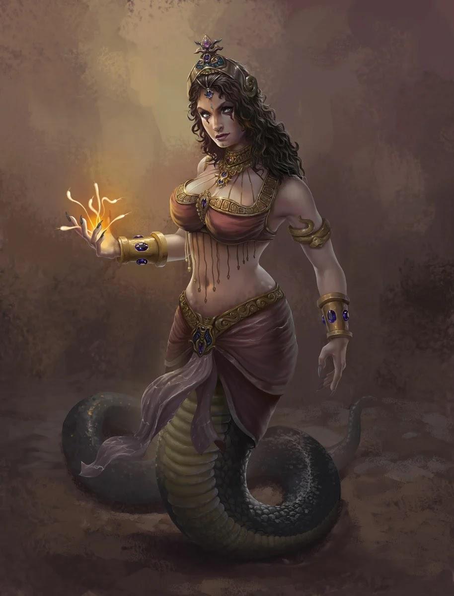 Equidna: A Mãe dos Monstros da Mitologia Grega