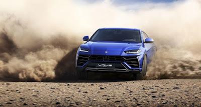 Nouveau Lamborghini Urus 2019 - Caractéristiques, Prix, Photos