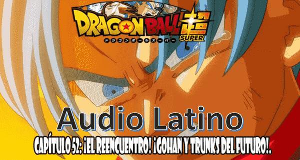 Ver capitulo 52 en audio latino online, Bulma sigue reparando la máquina del tiempo junto a la banda del emperador Pilaf.