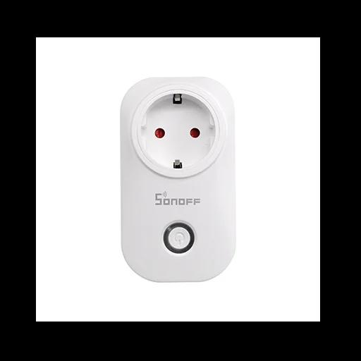 Công Tắc Điều Khiển Từ Xa Wifi Smart Switch Sonoff S20