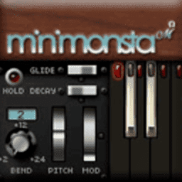 Gforce Minimonsta v1.25 Full version