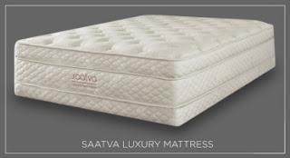 Saatva Luxury Mattress