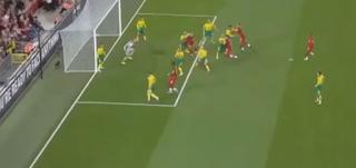 ليفربول يفوز على نورويتش سيتى 4-1 وصلاح يسجل هدفاً ويصنع آخر