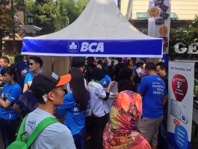 BCA bertaburan hadiah